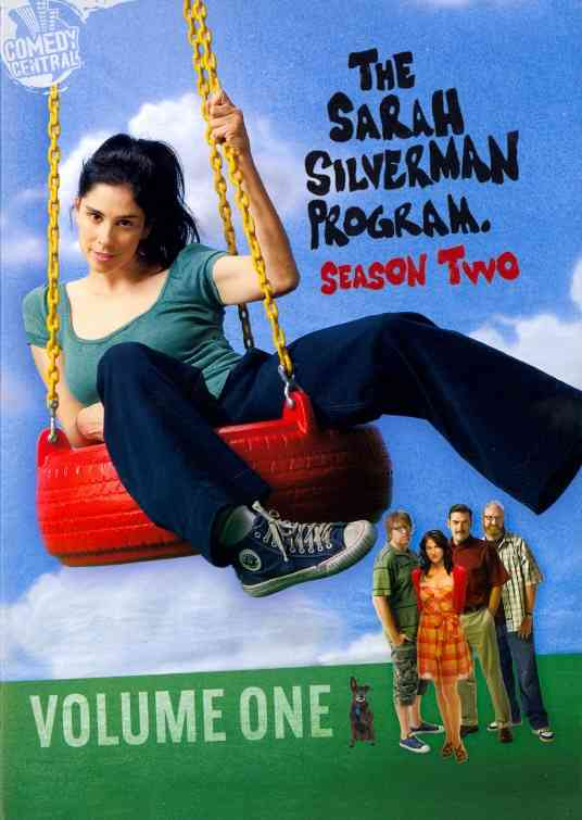 SARAH SILVERMAN PROGRAM:SEASON TWO V1 BY SARAH SILVERMAN PROG (DVD)